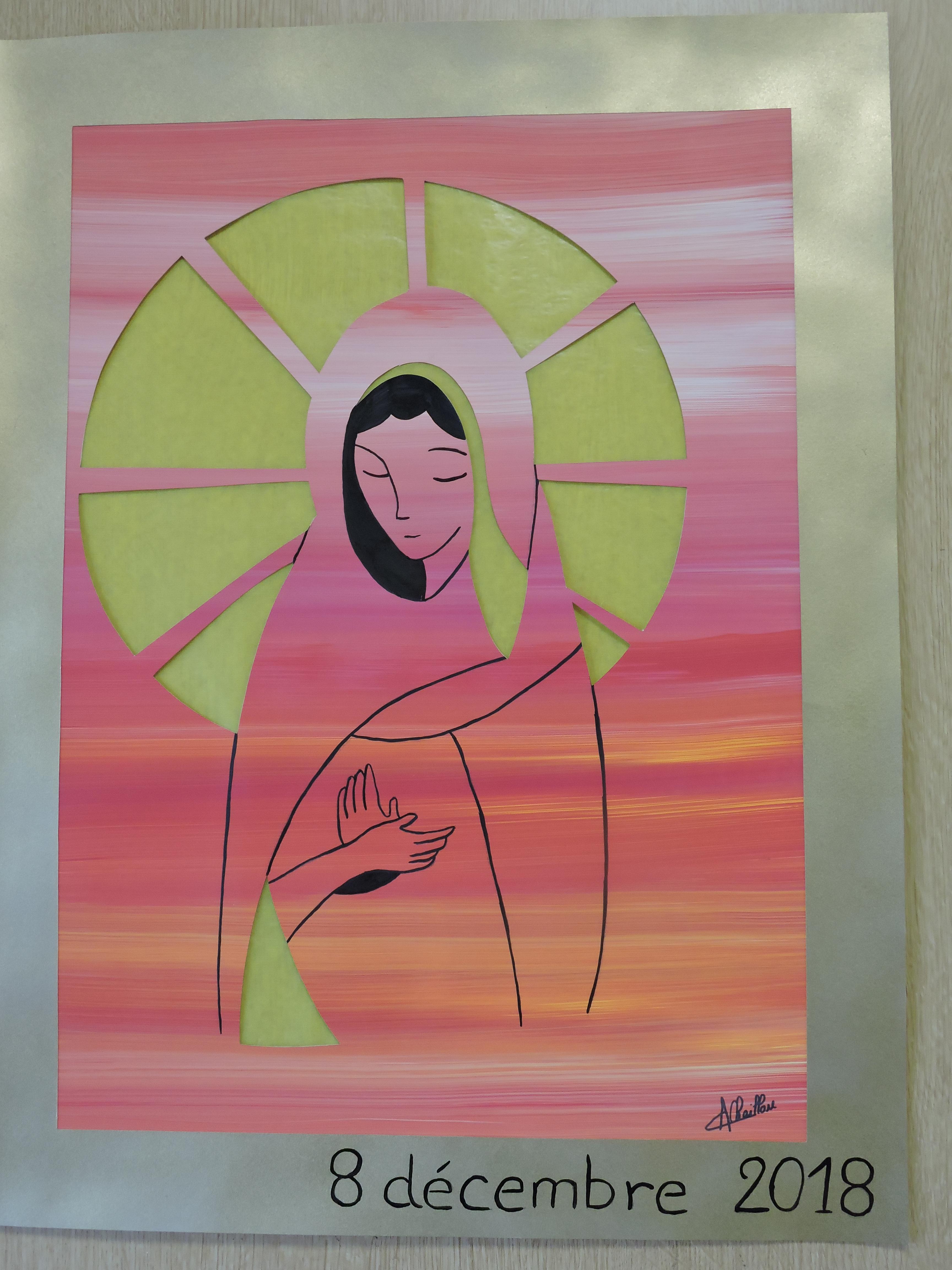 Marie, Mère de l'Espérance