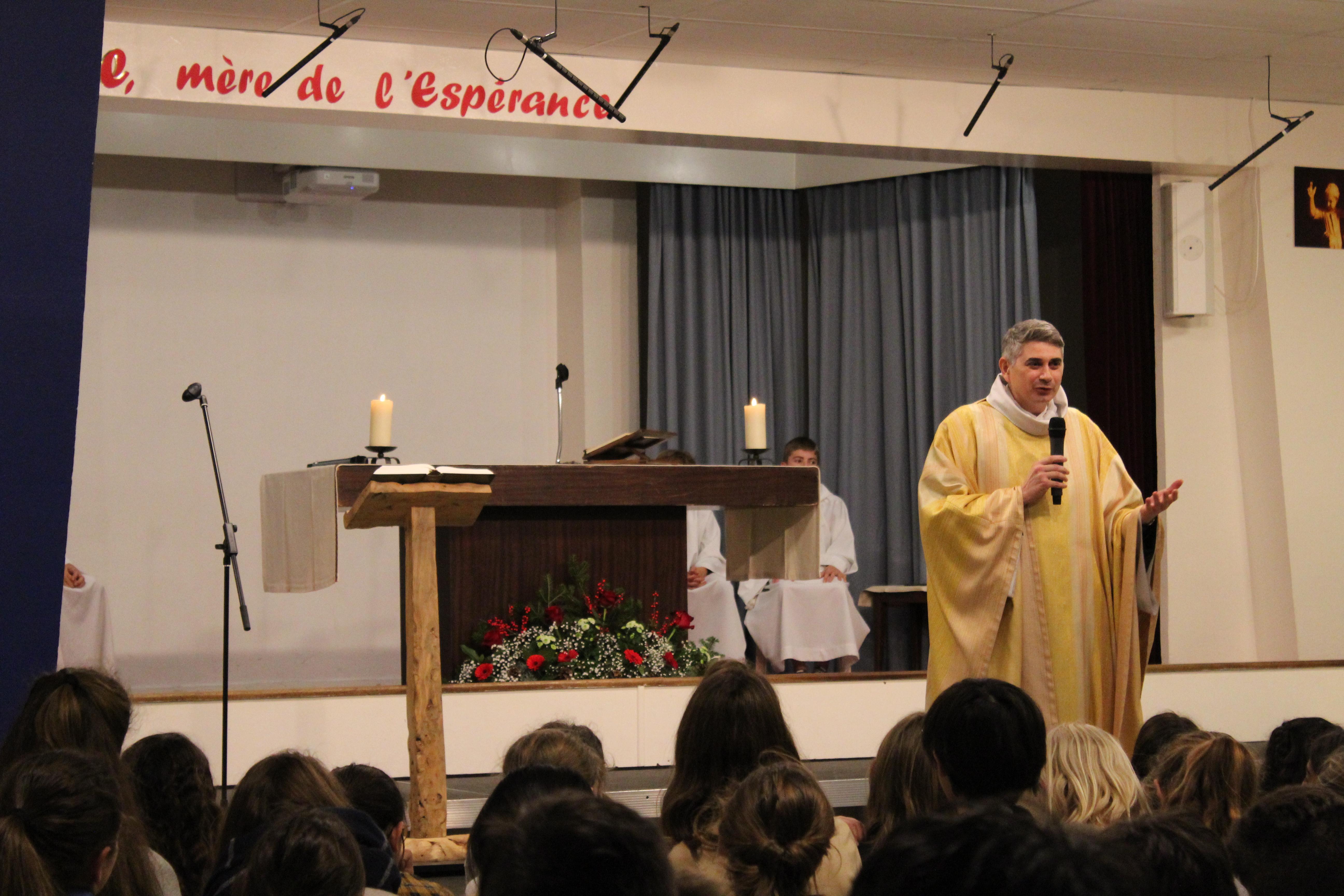 Père François 8 décembre 2018