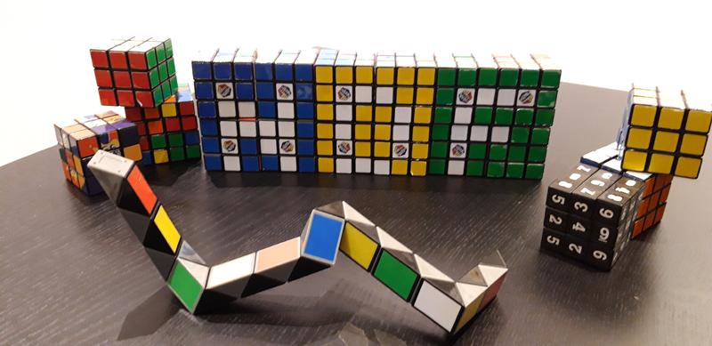 CONCOURS RUBIK'S CUBE