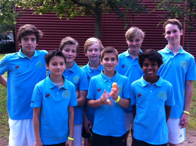 Championnat De Tennis De Table Actualit S Ecole Coll Ge Lyc E Notre Dame De France